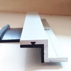 Cam Film Solar Panel Kenar Kelepçe Uzunluk 19 Cm