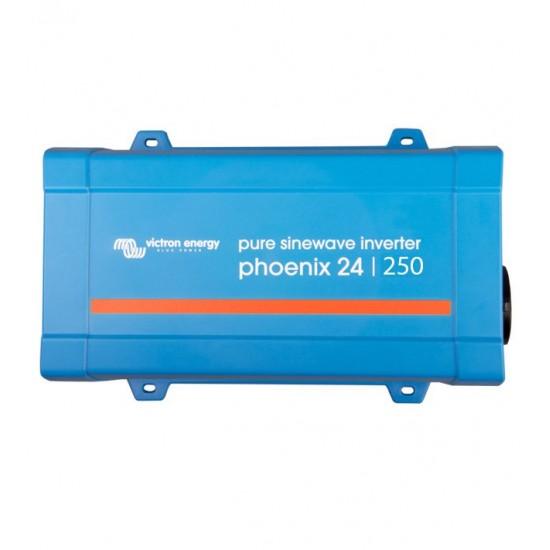 Victron Enerji Phoenix İnverter 24/250VA VE.Direct Schuko Solar İnverter