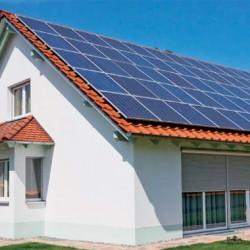 10 KW On-Grid Çatı Güneş Enerji Santrali ( Çatı GES )