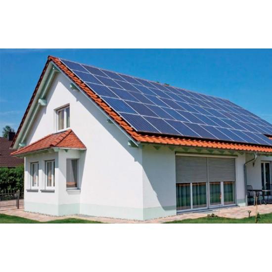 5 KW On-Grid Çatı Güneş Enerji Santrali ( Çatı GES )