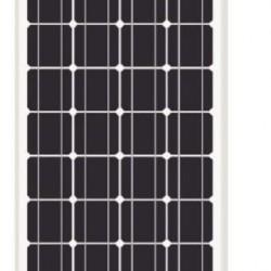 135 Watt Monokristal Güneş Paneli