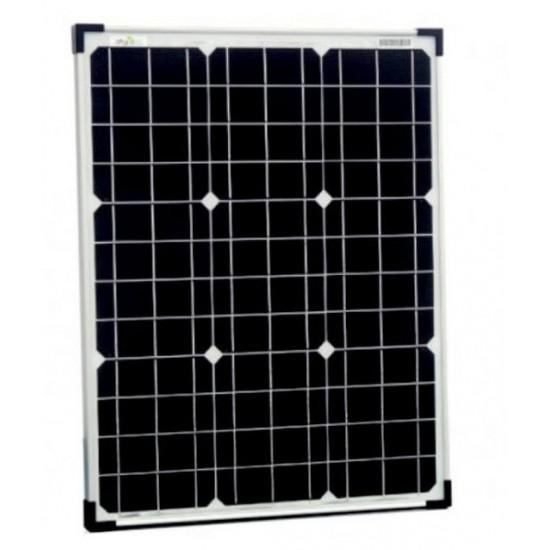 45 Watt Monokristal Güneş Paneli