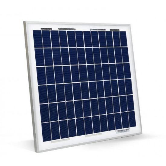 40 Watt Polykristal Güneş Paneli