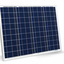 60 Watt Polykristal Güneş Paneli