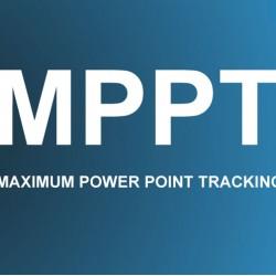 MPPT 50A Amper 12-24V Solar Şarj Kontrol Cihazı