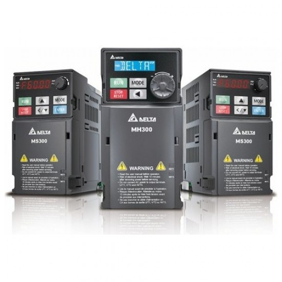 DELTA MS300 5.5 KW  SÜRÜCÜ 3 FAZ 400 V