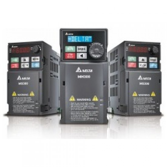 0.75 KW DELTA MS300 SÜRÜCÜ 3 FAZ 400 V