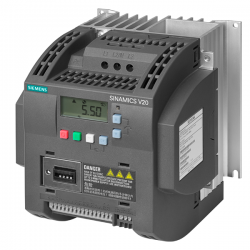 Siemens Sinamics V20 3kw (4hp) Pompa Sürücüsü Panolu