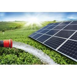 15 HP Dalgıç Pompa Tarımsal Sulama Sistemi